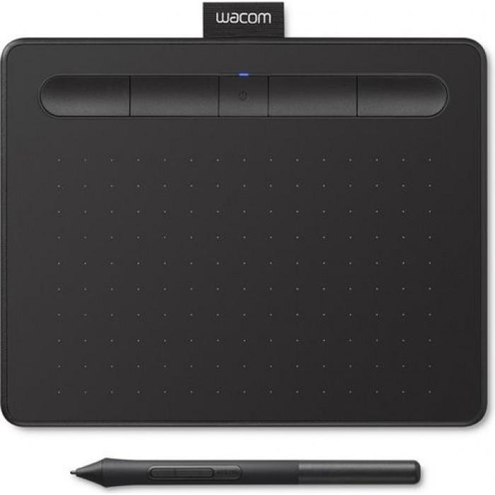 Wacom Intuos Bluetooth Creative Pen Tablet Small (CTL