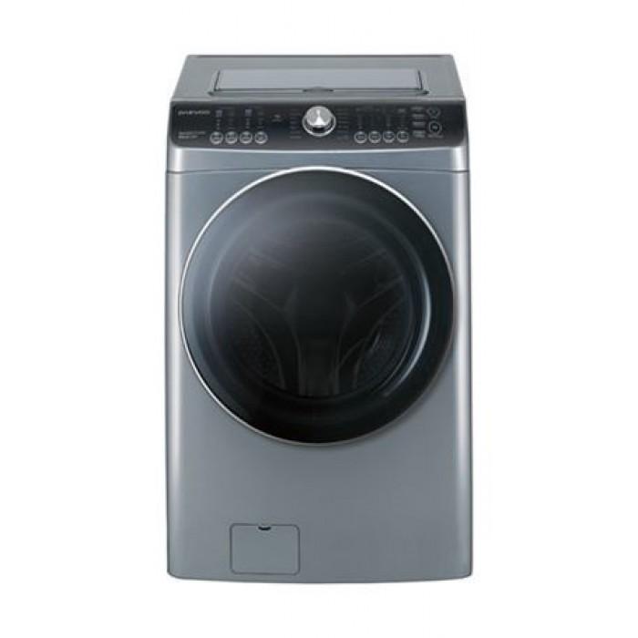Daewoo 15/8 kg 1200 RPM Washer & Dryer (DWC-AD1213) - Silver