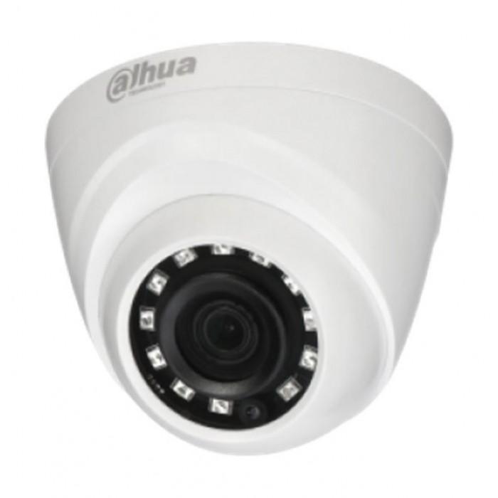 Dahua Smart IR Indoor Security Camera (DH-HAC-HDW-1400RP) - White