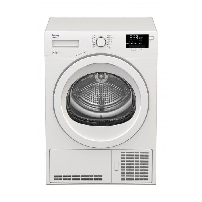 Tumble Dryer (Condenser, 7 kg) | DCY7202XW3 | BEKO