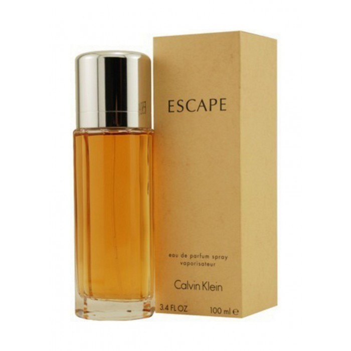 For Escape Eau Women 100ml Klein Calvin De Parfum K1lTFJc