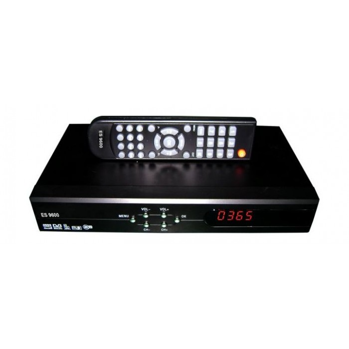 Eurostar ES-9600 FTA Digital Satellite Receiver