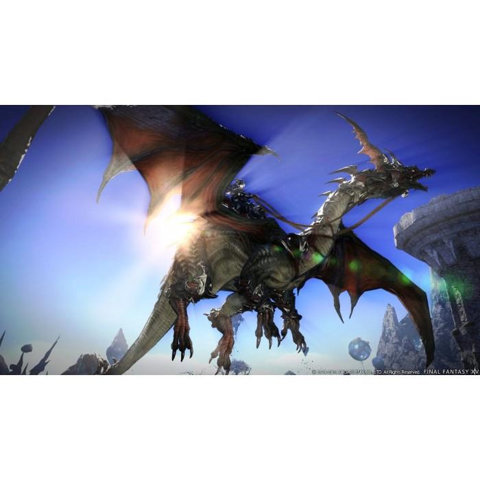 Final Fantasy XIV A Realm Reborn + Heavensward - PC Game   Xcite