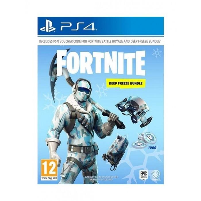 Fortnite Deep Breeze Bundle Playstation 4 Game
