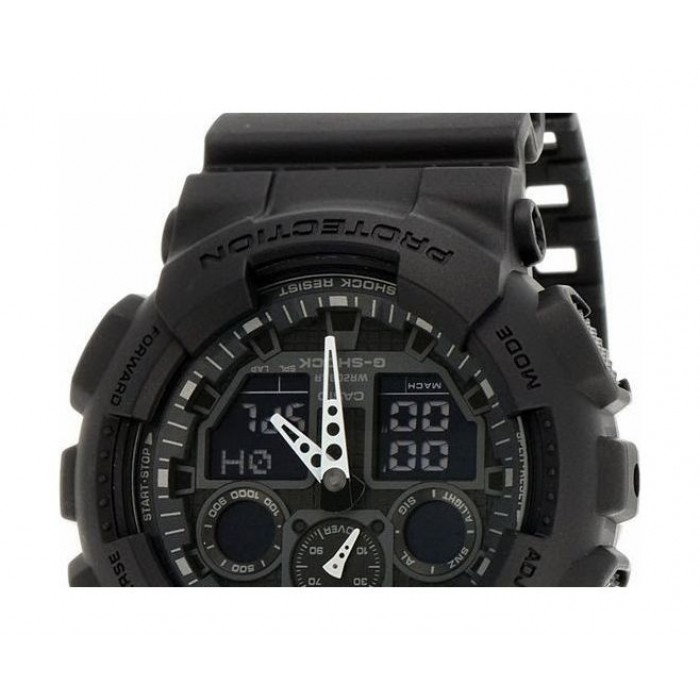 814bb39d8 Casio G-Shock Sport Watch For Men (GA-100-1A1DR) | G-Shock Watch ...