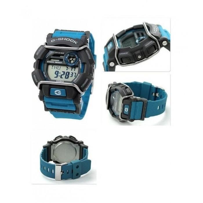 online retailer 4131a 267a9 Casio G-shock Digital Gents Rubber Watch (GD-400-2DR)