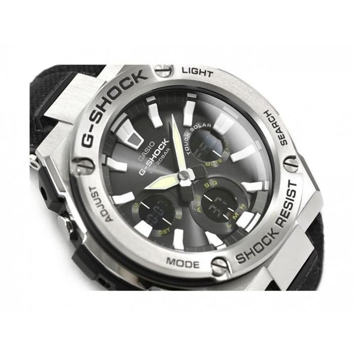 Casio G Shock G Steel Analog Watch Gst S130c 1adr G Shock Watch