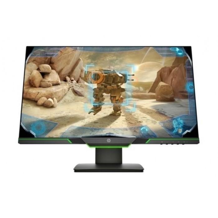 HP 27-inch QHD Gaming Monitor - 3WL54AA + HP OMEN Obelisk