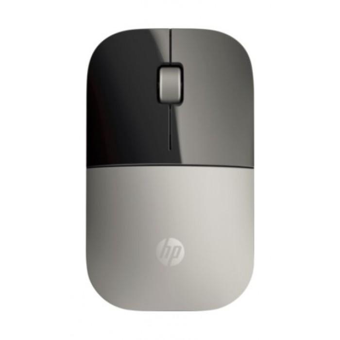 HP Z3700 Wireless USB Mouse (X7Q44AA) – Silver