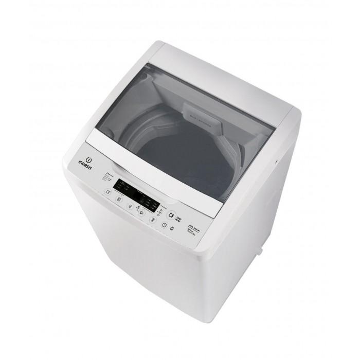 Indesit 8KG Top Load Washing Machine (IASTL 8050) - White