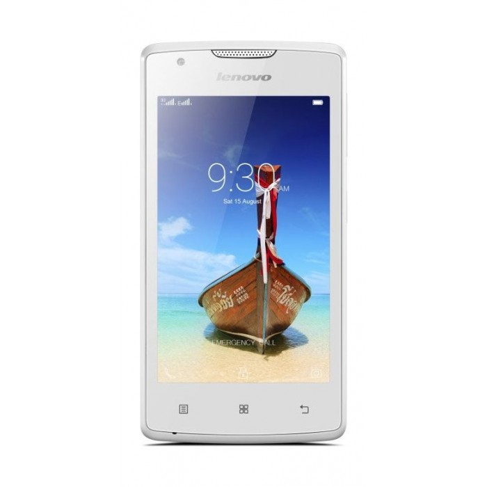 Buy LENOVO A1000 8GB White online at Best Price in Kuwait