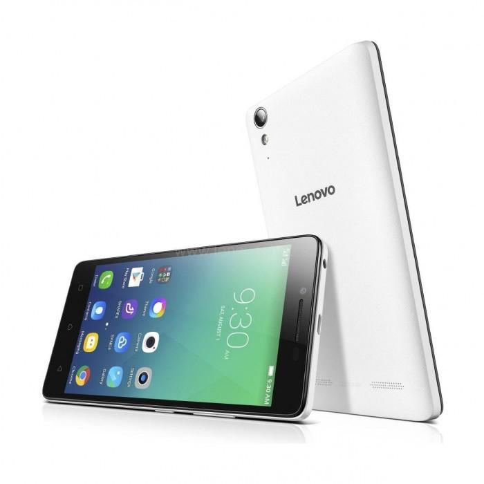 Lenovo A6010 16GB 13MP 4G LTE Dual Sim 5-inch Smartphone – White