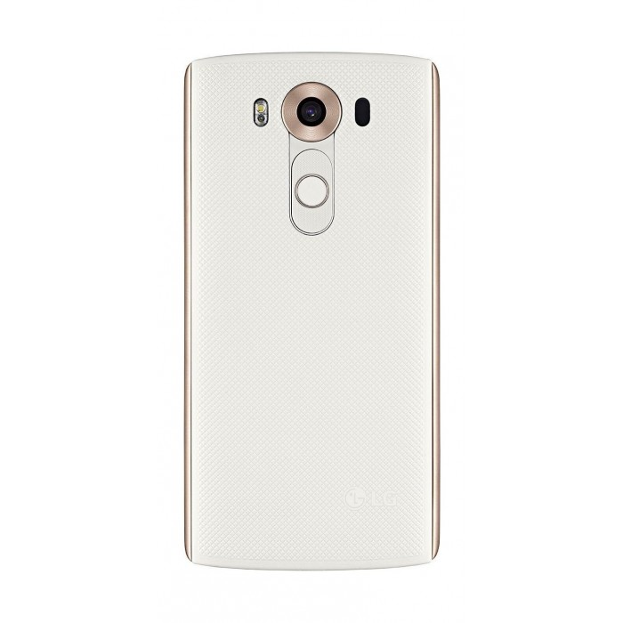 LG V10 32GB 16MP 4G LTE 5 7-inch Smartphone - White | Xcite