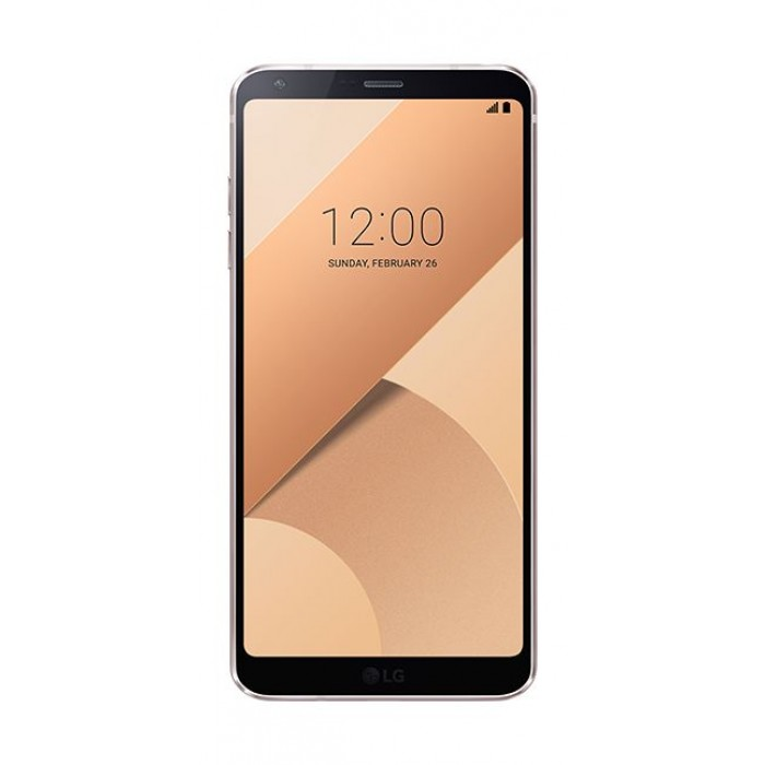 Buy LG G6 Plus 128GB Gold online at Best Price in Kuwait | Xcite