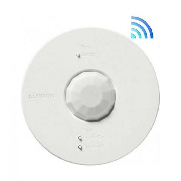 Lutron Wireless Occupancy and Vacancy Ceiling Mount Sensor