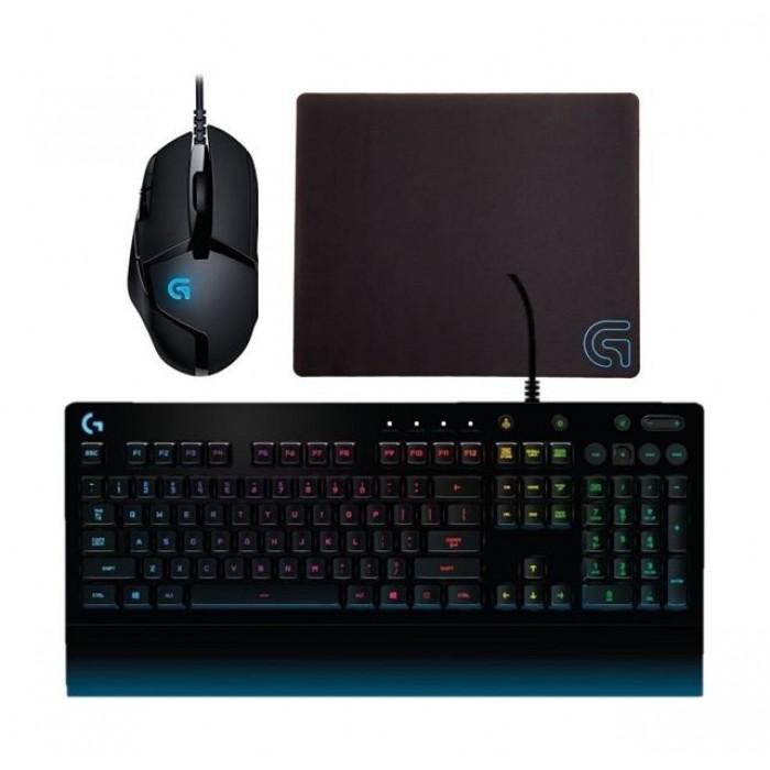 Logitech G213 Prodigy Gaming Keyboard + Logitech G402