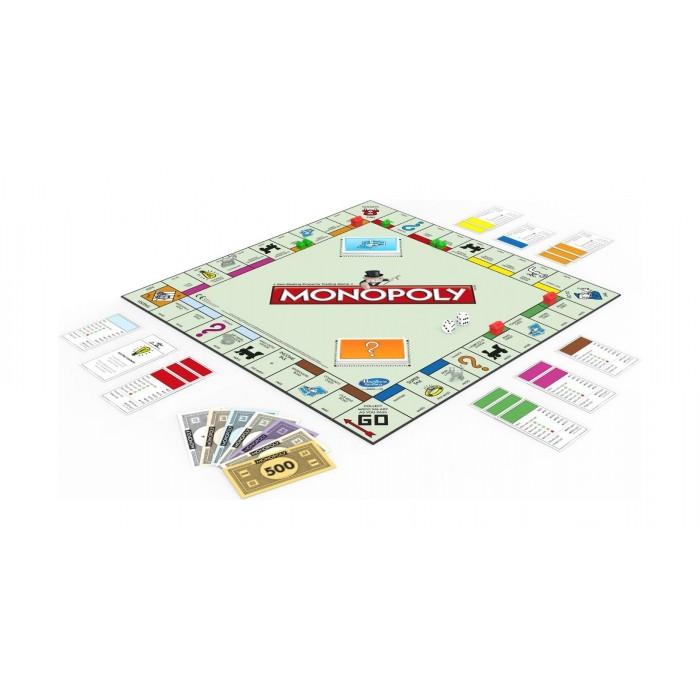 Hasbro Monopoly Board Game | Xcite Alghanim Electronics