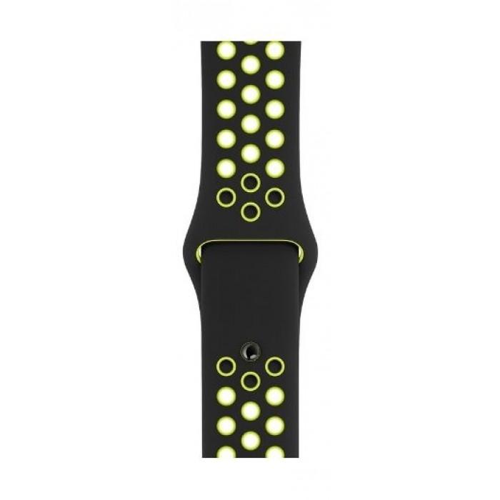 Apple Watch Series 4 40mm Black/Volt Nike Sport Band