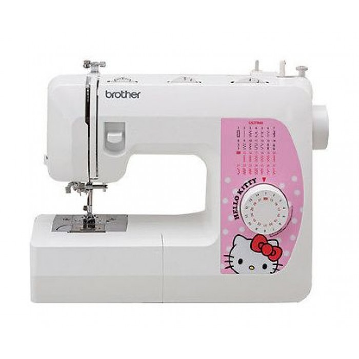 Brother 27 Stitch Sewing Machine (GS2786) – Hello Kitty