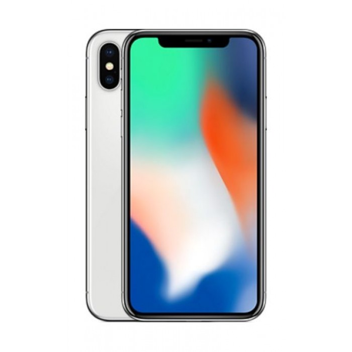 03f1b2ce728 Buy APPLE iPhone X 64GB Silver online at Best Price in Kuwait