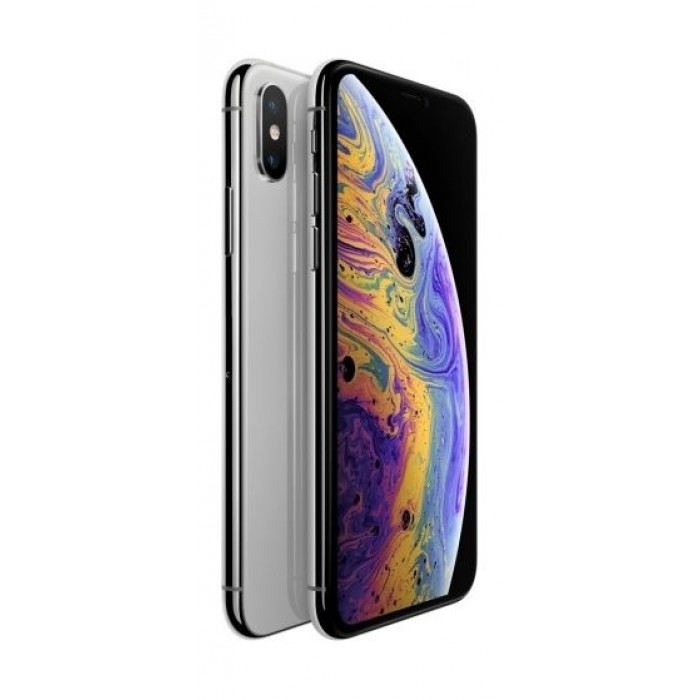 Apple iPhone XS MAX 64GB eSIM Dual SIM Phone - Silver
