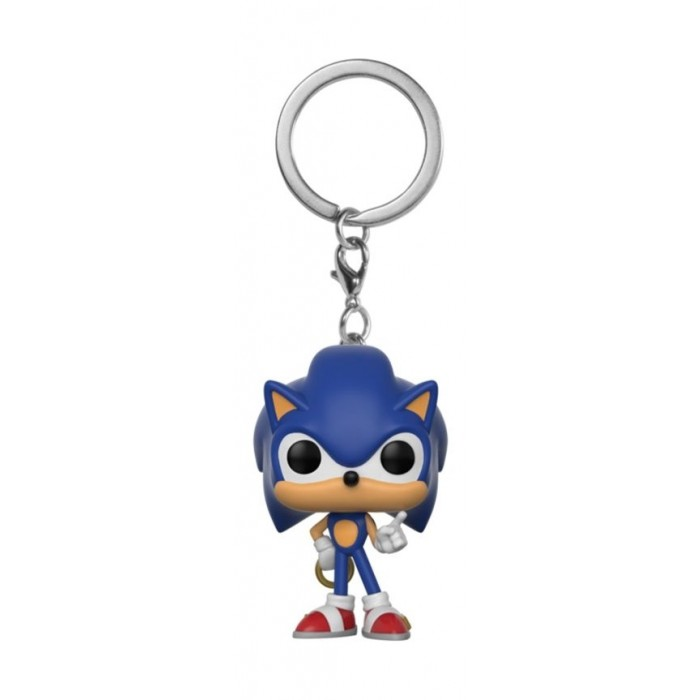 -FUN26572 Sonic with Ring Glow US Exclusive Pop Vinyl Sonic the Hedgehog RS