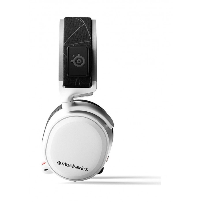 e0fc2f2732d SteelSeries Arctis 7 2019 Edition Wireless Gaming Headset - White 1.  SteelSeries ...