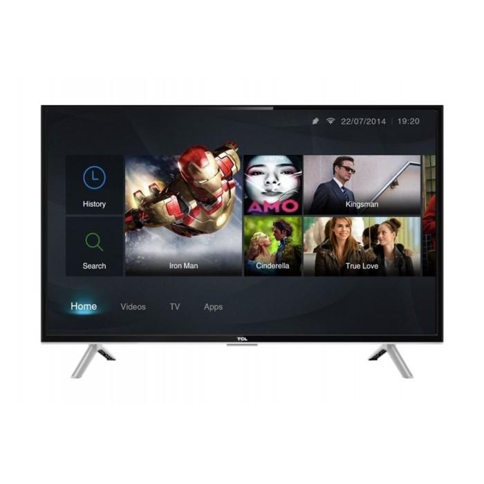 TCL 40 inch Full HD Smart LED TV + Polk Audio Signa Solo