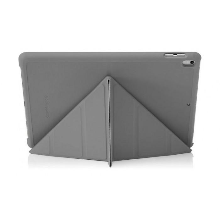 a0fee04c6a19 Pipetto 2017 Origami Folding Cover for iPad 10.5-inch (P043-50-4) - Dark  Grey