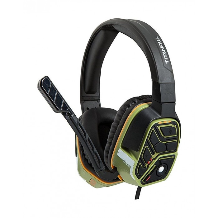 PDP Titanfall 2 Official Marauder SRS Stereo Headset for