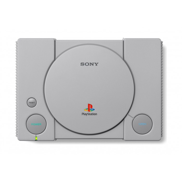 Playstation Classic Console | pack with 20 Pre Loaded games