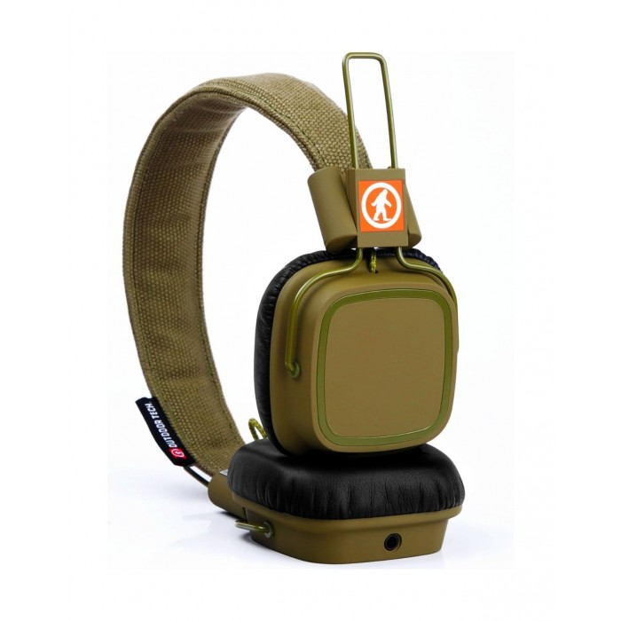 3f674bd82e0 Outdoor Tech Privates Wireless Bluetooth Over-ear Headphones – Army Green.  Next
