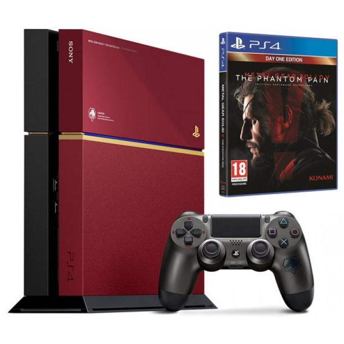 Sony PlayStation 4 500GB Limited Edition + 1 Controller +