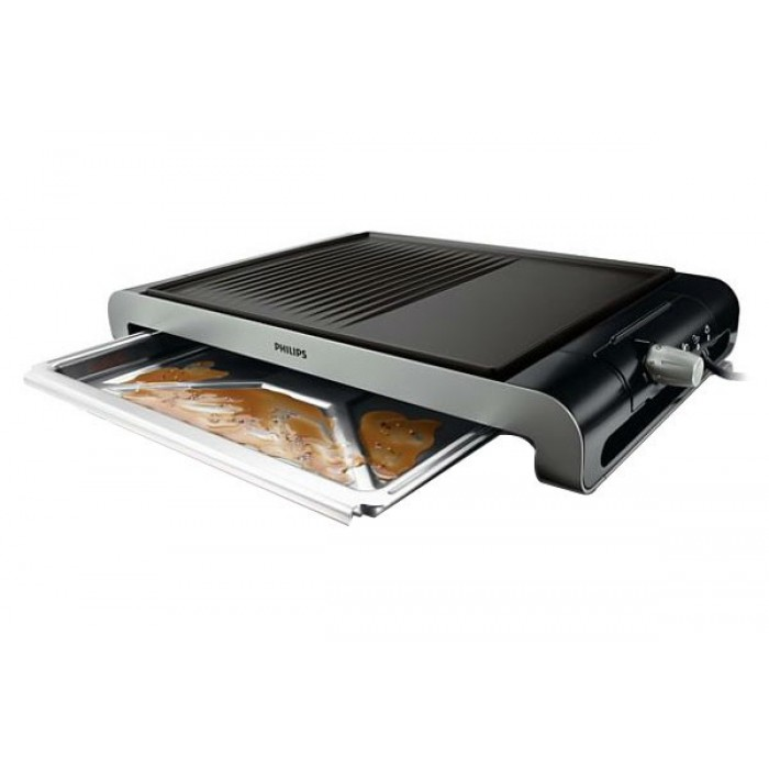 philipstable grill with adjustable thermostat 2300 watts xcite