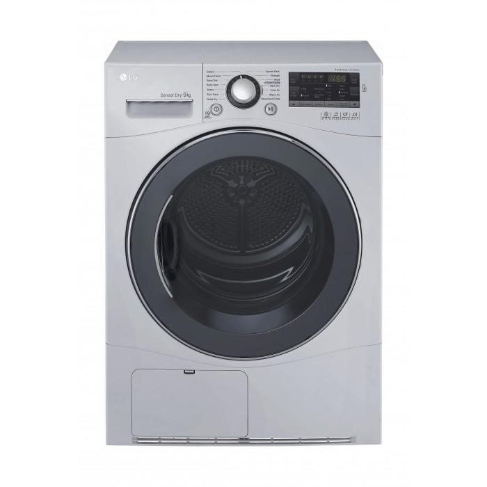 LG 9KG 14 Drying Programs Condenser Dryer (RC9066C3F) – White