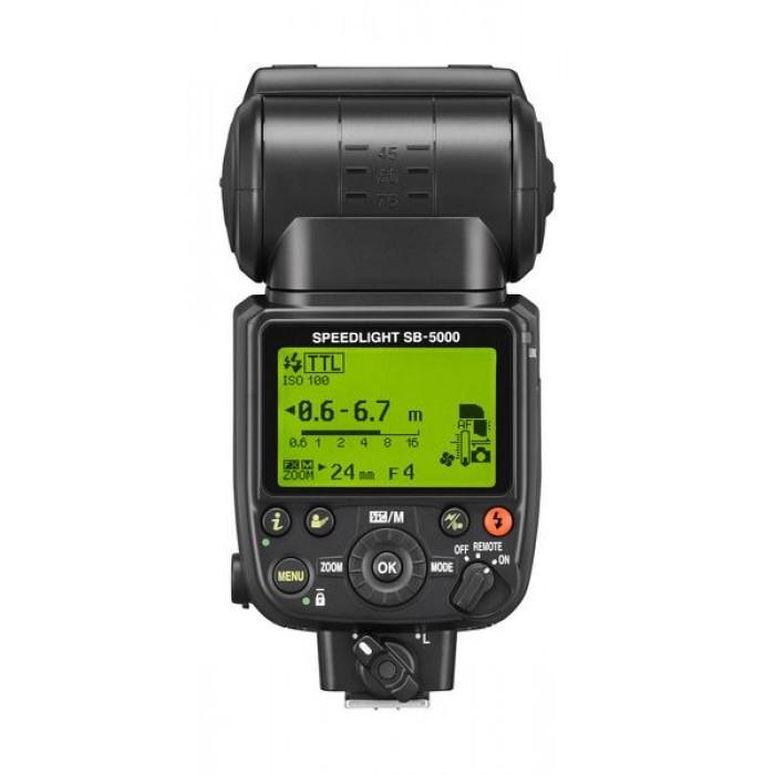 Nikon SB-5000 Speedlight On Camera Flash   Xcite Alghanim