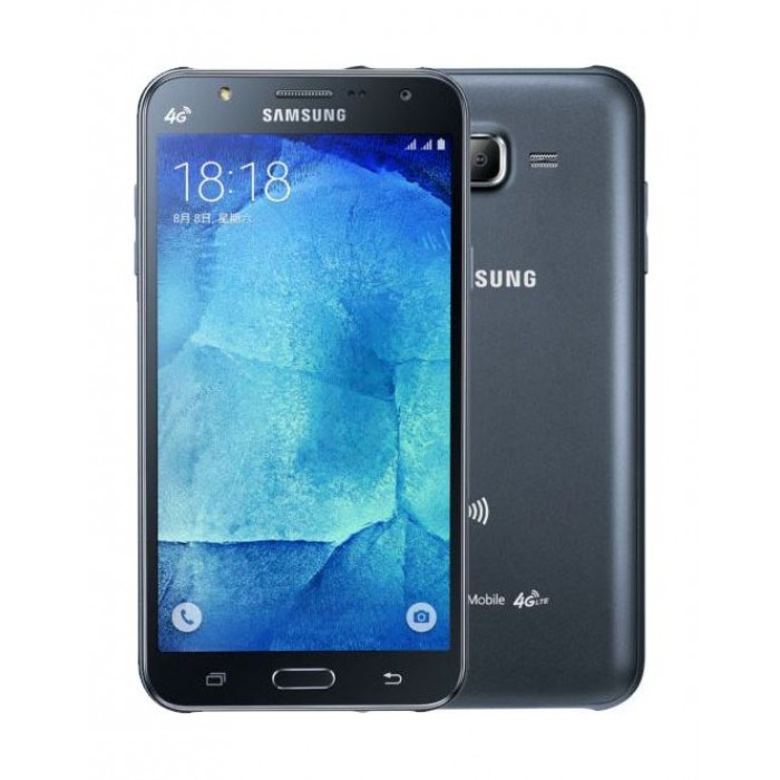Samsung Galaxy J7 16GB Dual-SIM 4G LTE Smartphone - Black