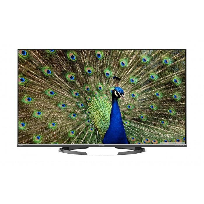 Sharp Aquos 55-inch Full-HD 3D Smart LED TV LC-55LE860M