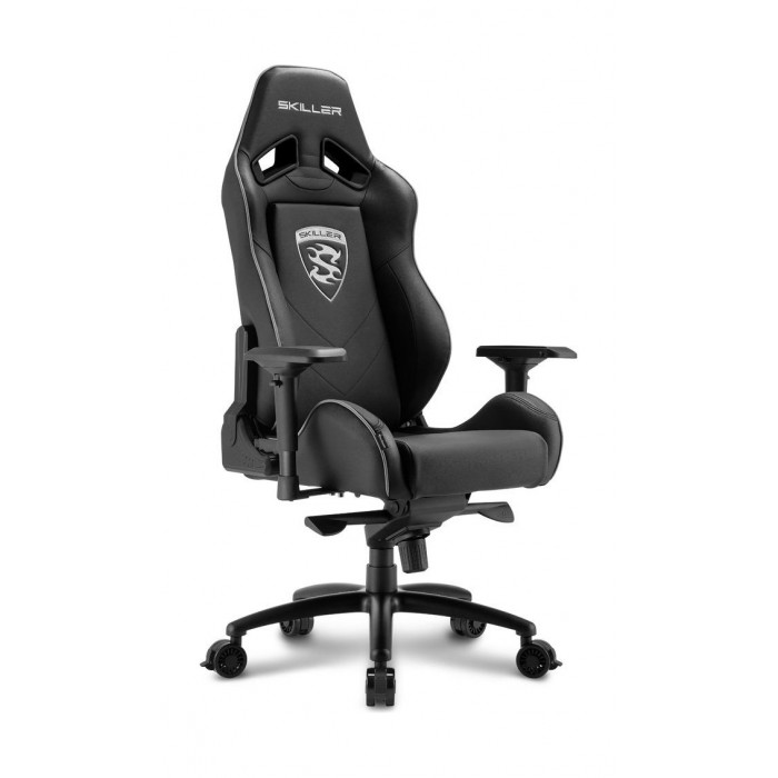 Awe Inspiring Sharkoon Skiller Sgs3 Gaming Chair Gaming Chair Xcite Kuwait Machost Co Dining Chair Design Ideas Machostcouk