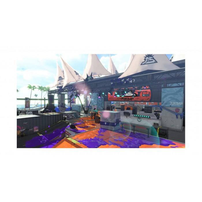 Splatoon 2 SOFT-NIN-SW-SPLT-2 for Nintendo Switch, Shooter