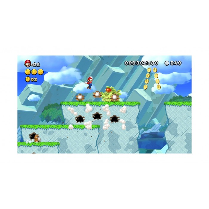 New Super Mario Bros  U Deluxe (NTSC) - Nintendo Switch