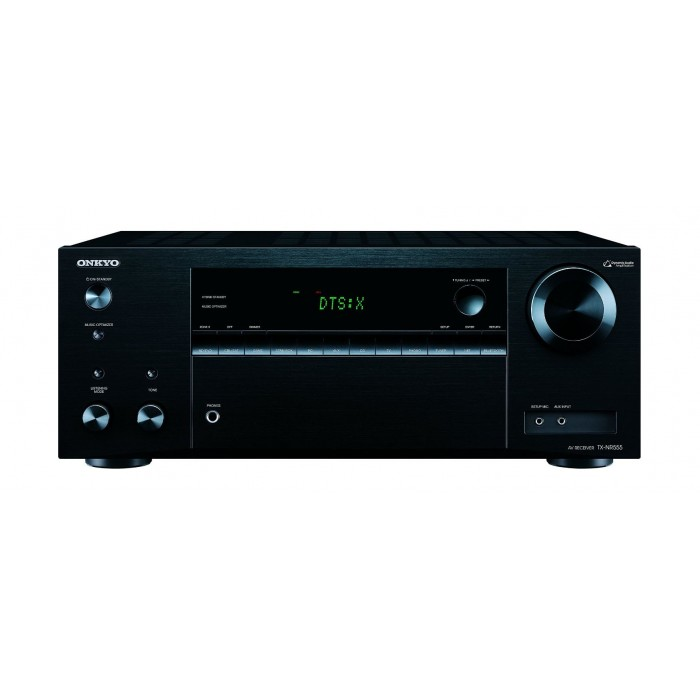 Onkyo 140W/CH 7 2 Channel Network A/V Receiver (TX-NR555) | Xcite