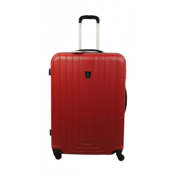 65fbdac1b2d0 US Polo Hard Case Large Travel Bag 80 cm (PLVLZ7518A) - Red