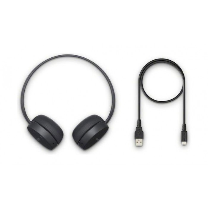 Sony Wireless On-Ear Headphones (WH-CH500) - Black | Sony
