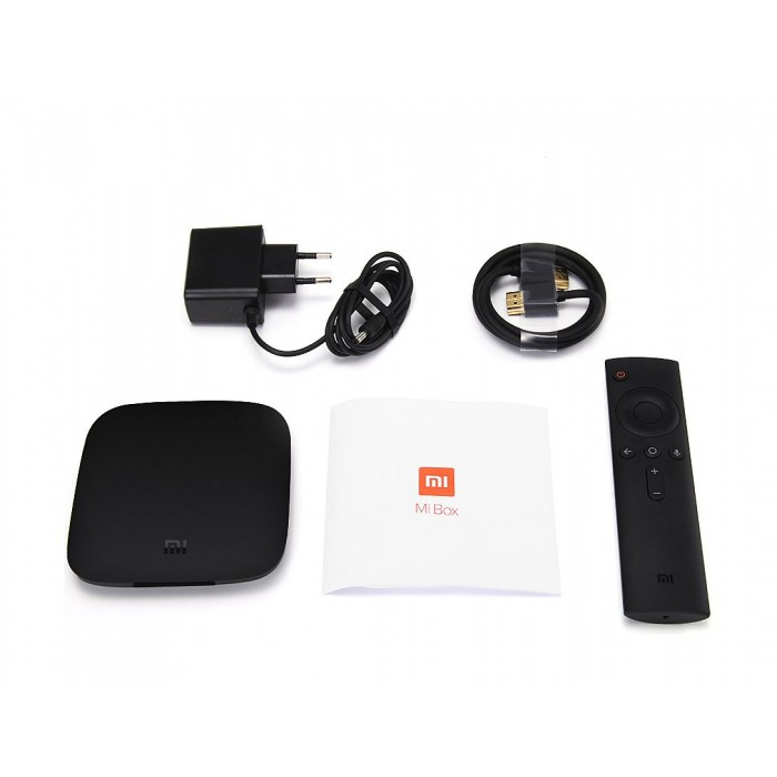 Xiaomi Mi Box 4K HD Android TV Set Top Box | Xcite Kuwait