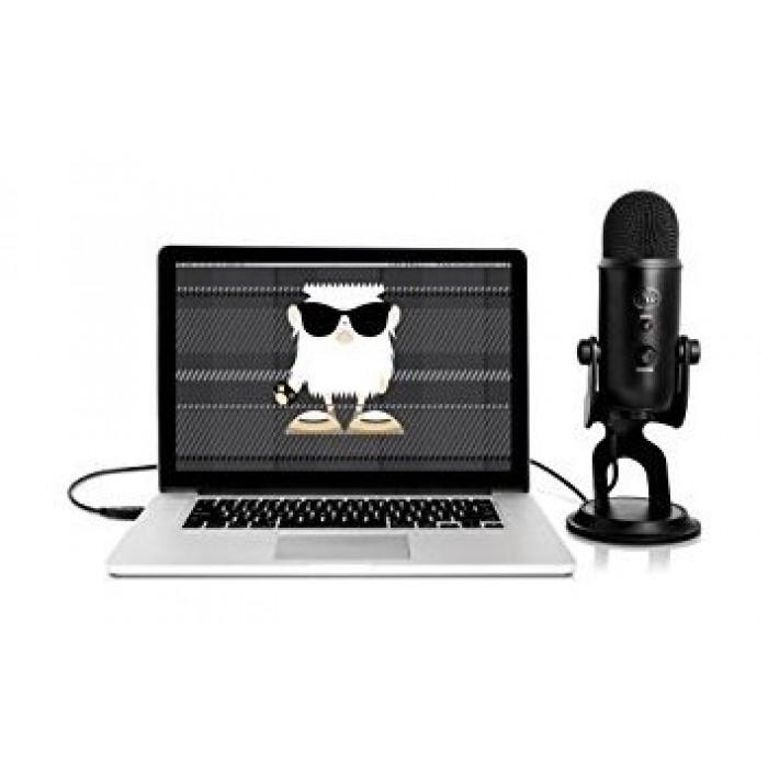 Blue Yeti USB Microphone   USB Microphone   Microphone