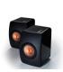 KEF LS 50 Speaker System 100W (Pair) - Black