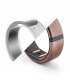 Motiv Water-Proof Fitness Ring Size-10 (MR1010RG) - Rose-Gold
