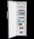Beko 12 CFT Upright Freezer - Inox