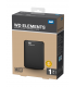 WD Elements 1TB USB 3.0 2.5-inch Portable Hard Drive (WDBUZG0010BBK) - Black